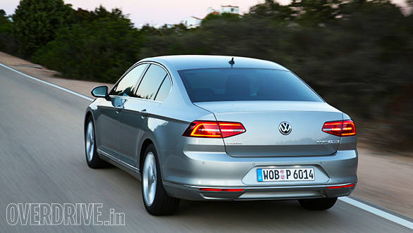 VW Passat B8 First Drive (4)