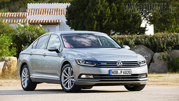 Volkswagen launches all-new Passat at Rs 29.99 lakh