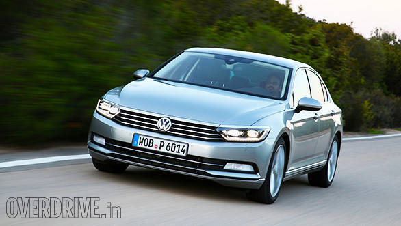 Live updates: Volkswagen Passat launch in India