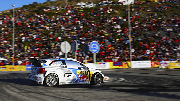 WRC 2014: Ogier is world champion for the second year in a row