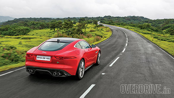 _W2C0516 Jaguar F-Type Coupe R