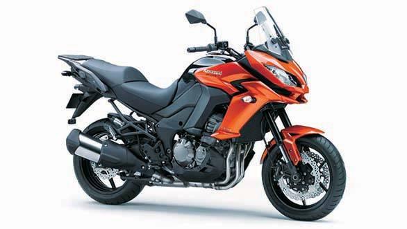 2015 Kawasaki Versys 1000 priced at Rs 12.9 lakh, bookings open