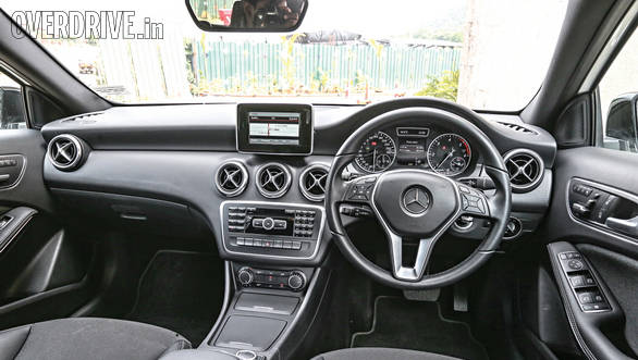 Audi A3 vs BMW 1 Series vs Mercedes-Benz A-Class (14)