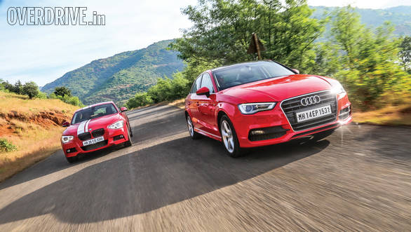 Audi A3 vs BMW 1 Series vs Mercedes-Benz A-Class (5)