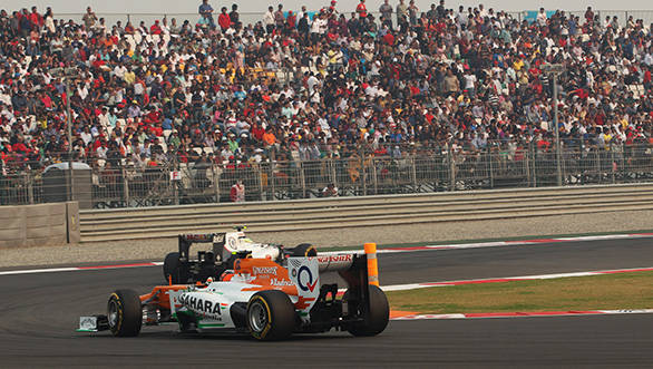 Indian GP set to return to F1 calendar in 2017?