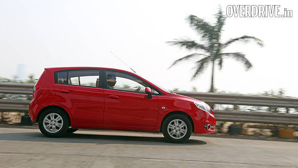 Facelifted Chevrolet Sail India first drive review