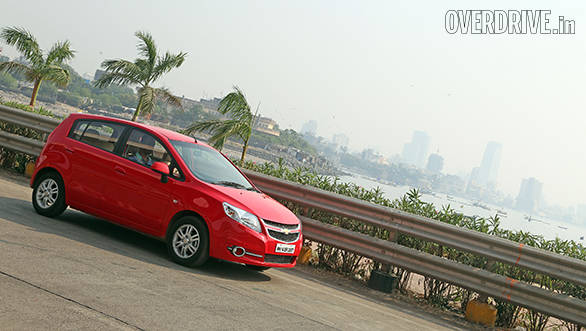 Chevrolet Sail hatchback 2015 (8)
