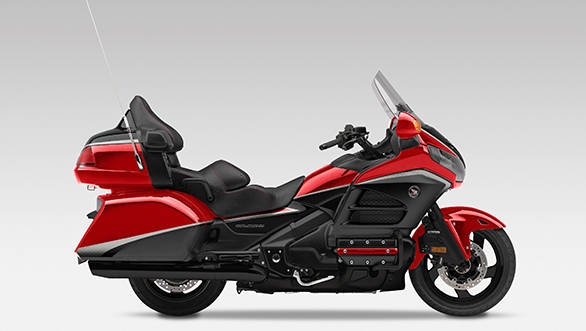 2015 Honda Gold Wing launched in India at Rs 28.5 lakh