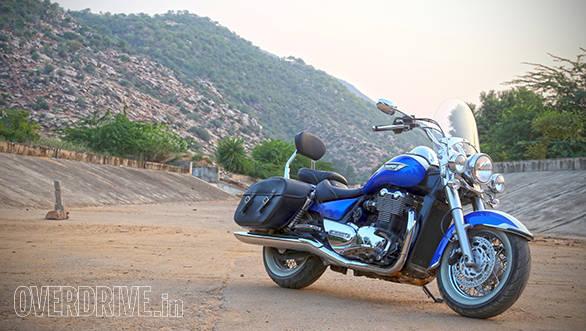 Image gallery: 2015 Triumph Thunderbird LT in India