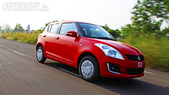 Maruti Swift facelift (1)