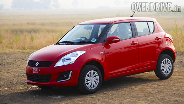 Maruti Swift facelift (3)