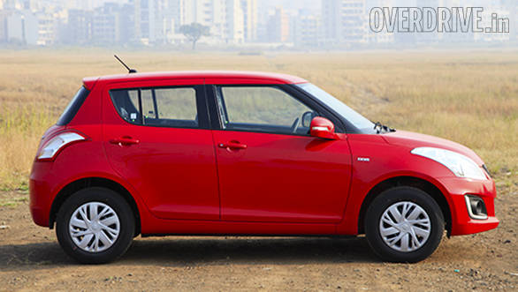 Maruti Swift facelift (6)