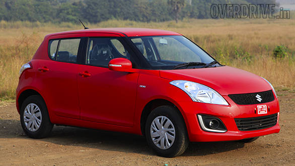Maruti Swift facelift (7)