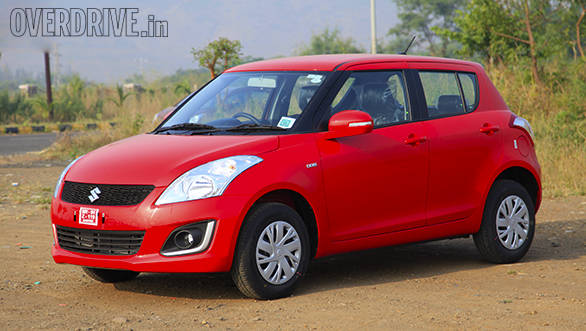 Maruti Swift facelift (9)