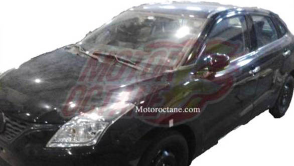 Spied: Maruti Suzuki YRA hatchback testing