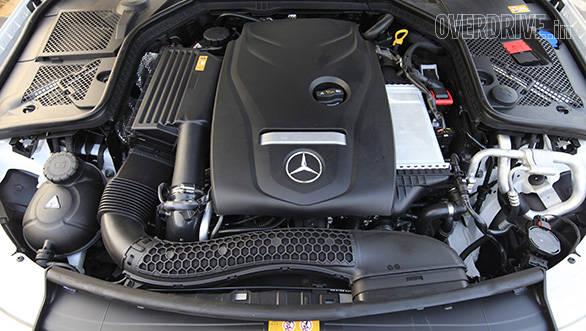 Mercedes-Benz C-Class 2015 (29)