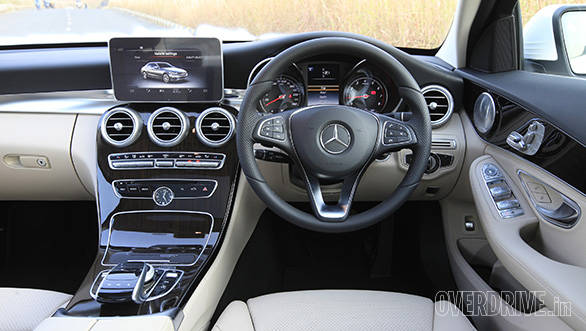 2015 mercedes benz c200 india road test review overdrive for Mercedes benz c class price in india