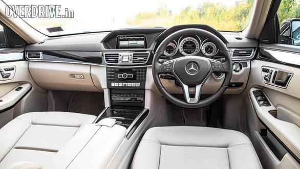 Mercedes E350 CDI (1)