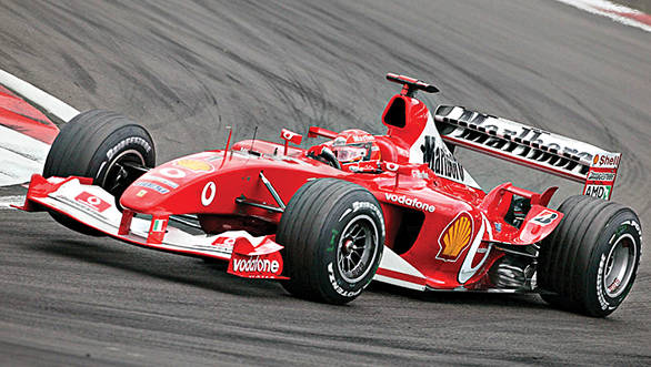 MichaelSchumacher-car