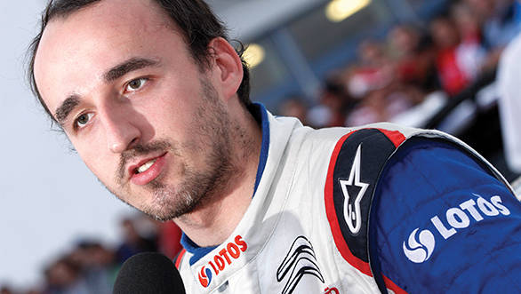 On Robert Kubica's comeback...