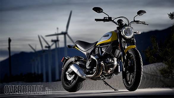 2015 Ducati Scrambler Icon (1)