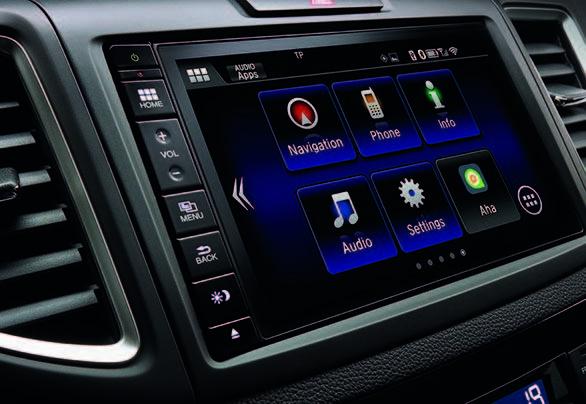 2015 Honda CR-V (1)