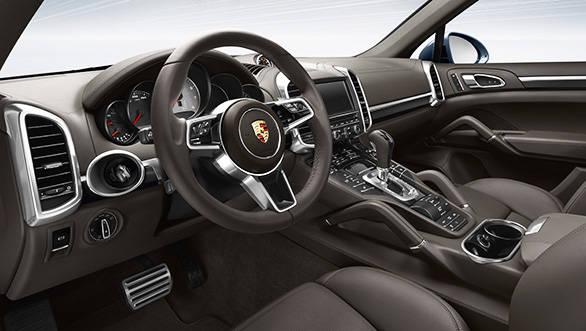 2015 Porsche Cayenne India (2)