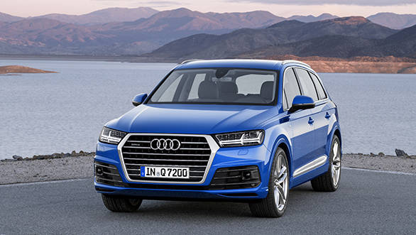 Video: 2015 Audi Q7 first drive review