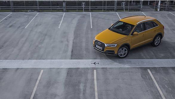Image gallery: 2015 Audi Q3