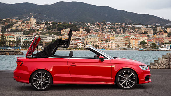 2015 Audi A3 Cabriolet image gallery