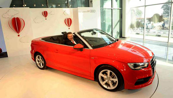 Audi India Records Sale Of 10851 Units In 2014 Overdrive