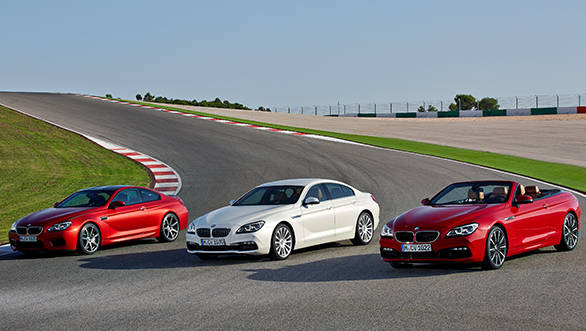 2015 BMW 6 Series unveiled