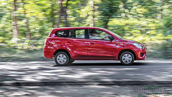 2015 Datsun Go+ first drive review