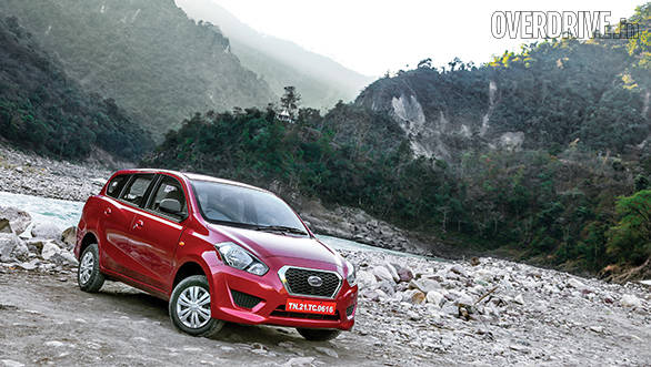 CNBC-TV18 OVERDRIVE Awards 2016: Datsun Go+ is UV of the year