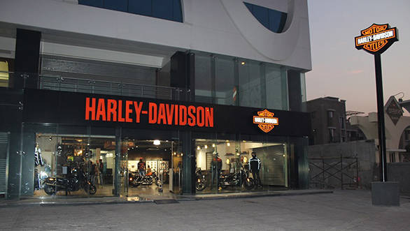 Diamond City Harley-Davidson Surat Dealership
