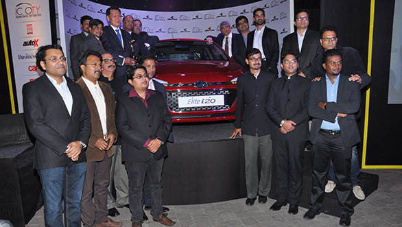 Hyundai Elite i20 is the Indian Car of the Year 2015