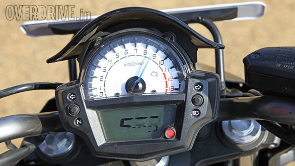 kawasaki er-6n india first ride review - overdrive