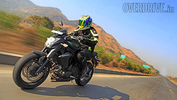 Kawasaki ER-6n India first ride review