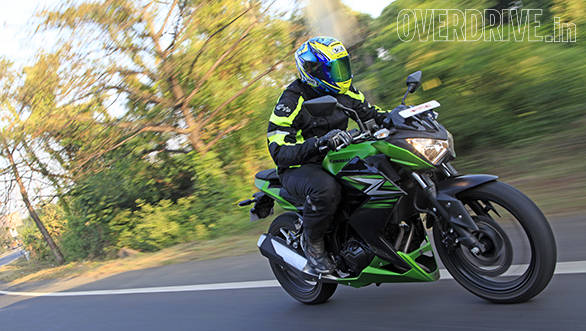 Kawasaki Z250 India first ride review