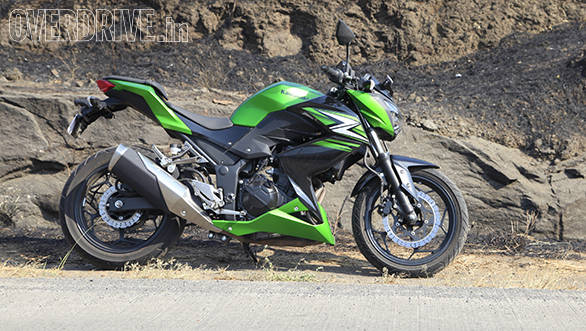 Kawasaki Z250 India first ride review - Overdrive