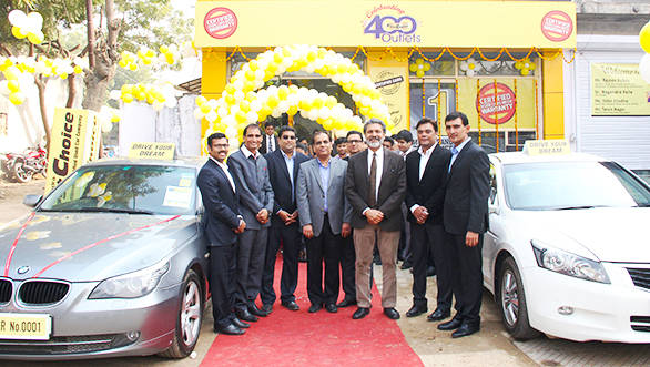 Mahindra First Choice inaugurates 400th authorised dealership