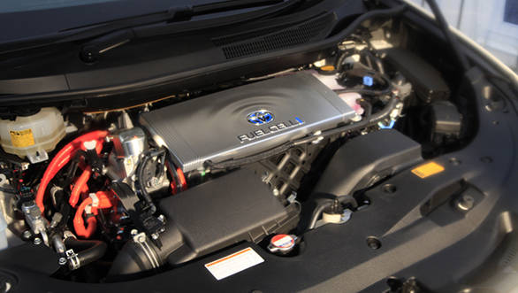 What's under the hood of the Mirai