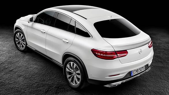 Mercedes-Benz GLE Coup (2014)