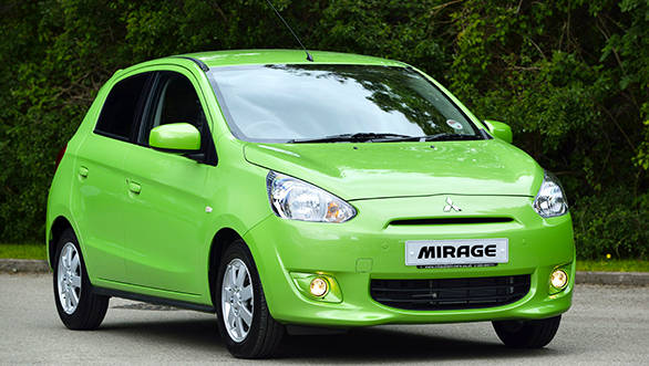 Mitsubishi to launch the Mirage and Attrage in India in 2016