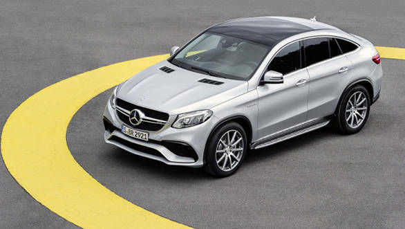 The GLE63 is the latest AMG from the Mercedes-Benz stable and is set to take on the BMW X6 M