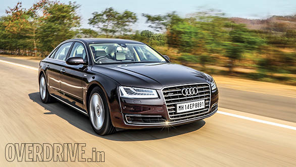 2014 Audi A8 L 60 TDI review