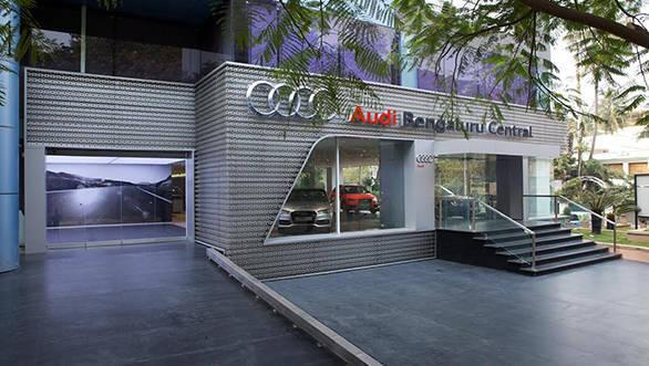Audi Bengaluru Showroom