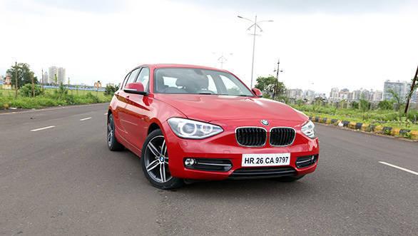 Previous BMW 1-Series