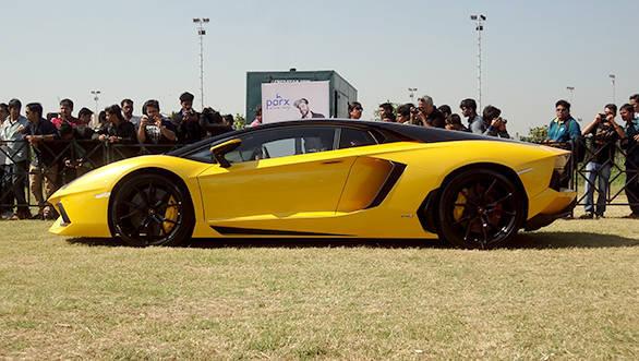 Parx Supercar Show enthralls Mumbai