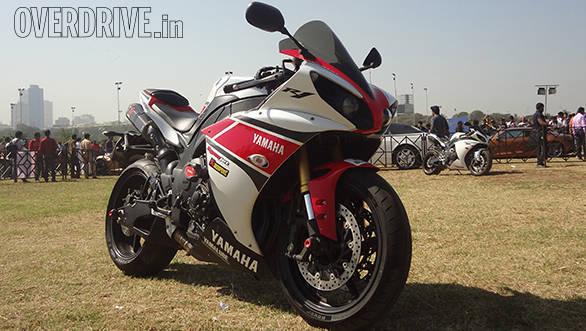 Yamaha R!